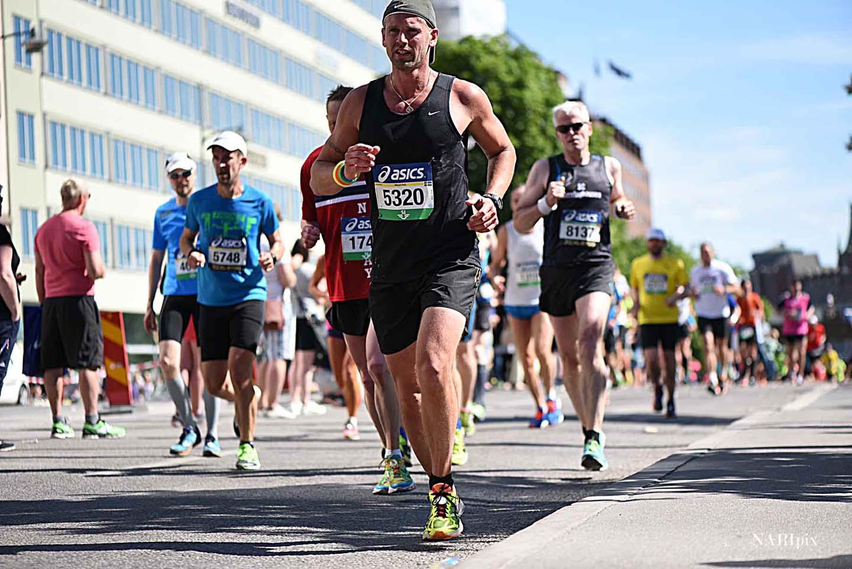 Stockholm Marathon 2016